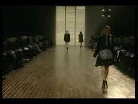Chloé Fall/Winter 2008 - Part 1