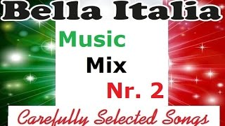 "Romantic Italia-Music ""Due"" (Mini-Mix)"