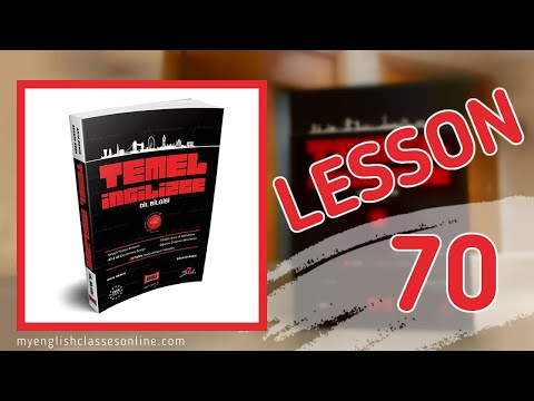 Lesson 70: Conditionals