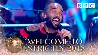 Pros dance to 'Sober' ft. Craig David & Stefflon Don - BBC Strictly 2018