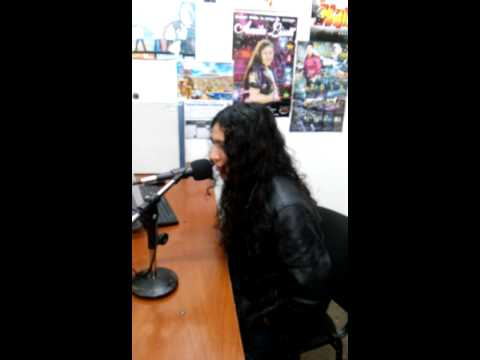 ARIEL ENZO entrevista difución RADIO AMERICA 94.1