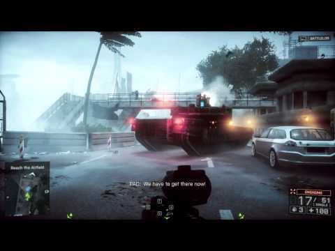 Lenovo IdeaPad Y410p - Battlefield 4