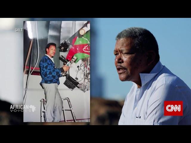 CNN International African Voices - Fred Marang