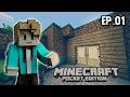 Petualangan Baru Dimulai! - Minecraft PE Survival Indonesia thumbnail