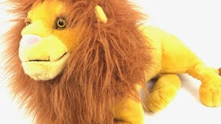 HELP ME WITH THIS LION KING PLUSH