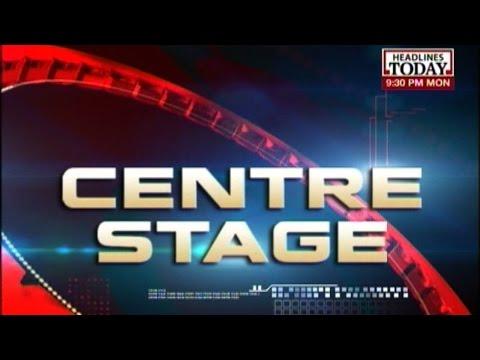 Centre Stage with Chetan Bhagat & his half-girlfriend