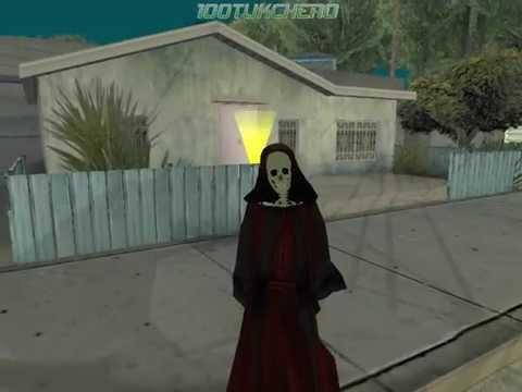 GTA San Andreas - Loquendo - Especial de Halloween ( con CJ y Akiles )