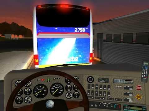 18 WOS HAULIN bus trip with Busscar Vissta Buss 1999 FINAL