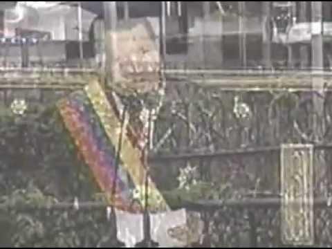RCTV - GOLPE DE ESTADO VENEZUELA NOV 27 1992 - CHAVEZ