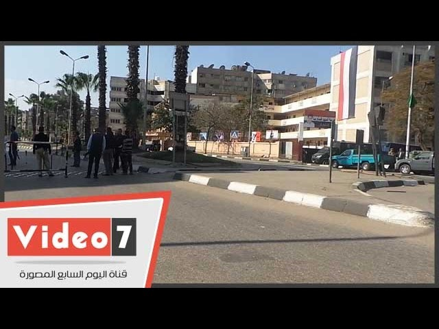"""الأمن يغلق شارع الهرم تحسبا لتظاهرات عناصر """"الإرهابية"""""""