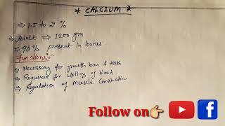Calcium-Uses/functions☺कैल्शियम की कमी से क्या होता है?Fruits high in calcium, Milk is bad for you