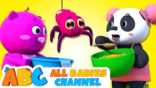 Little Miss Muffet Nursery Rhyme and More Songs For Children By All Babies Channel