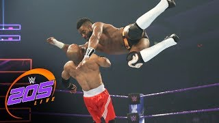 Cedric Alexander vs Johnny Boone: WWE 205 Live, May 23, 2017