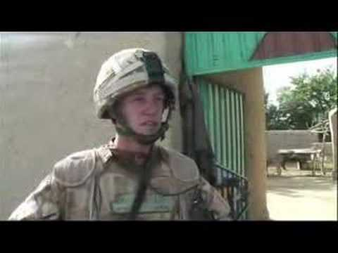Afghanistan - Nato & the Taliban - 14 May 07