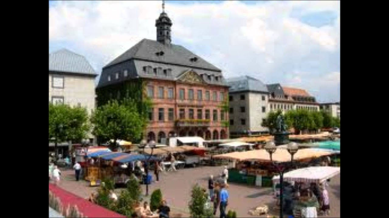 Hanau am Main Germany  city photo : Hanau, Germany YouTube