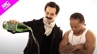 Watch Mc Lars Flow Like Poe video
