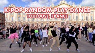 KPOP RANDOM PLAY DANCE IN PUBLIC [CutieScythe]