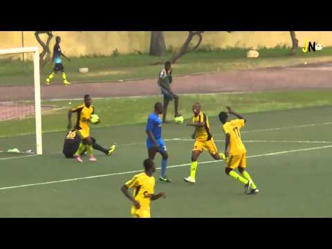 Match amical Sporting C Gagnoa - ASEC Mimosas