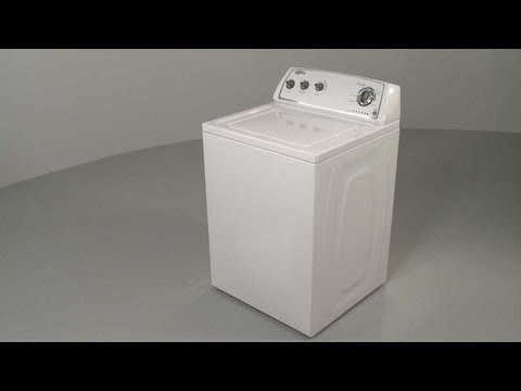 Whirlpool Top-Load Washer Disassembly