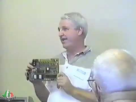 "Tony Knerr in: ""SGCPU & HSGPL CARD DEMOS"" - TI and GENEVE Conference 1999 - Part_2/9"