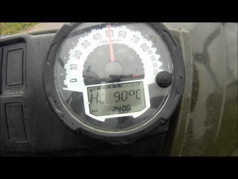 Polaris Ranger 800  Top Speed [2012]