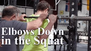 A Clarification on the Squat Grip | On the Platform