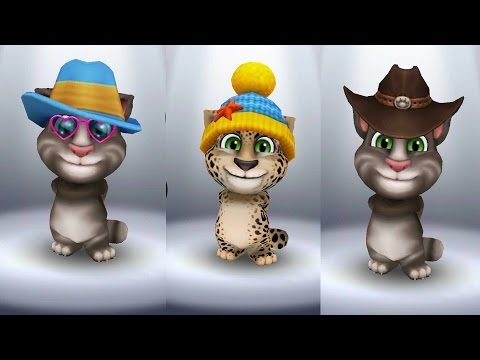 My Talking Tom - Dress Up - Part 1 [BEST RECORD]