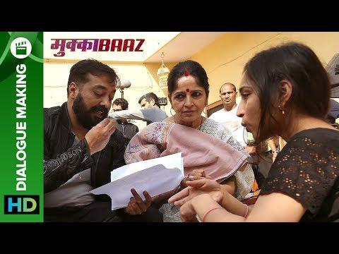Making of Mukkabaaz | Ranveer Singh – Deepika Padukone Dialogue | Anurag Kashyap