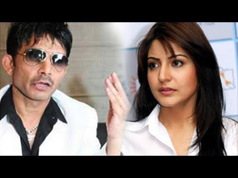 Kamaal R Khan INSULTS Anushka Sharma on Twitter