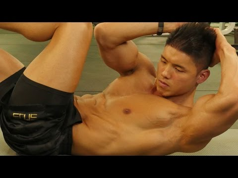 Advanced Ninja Abs Workout