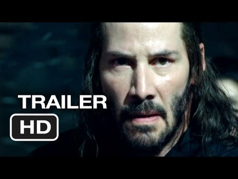 47 Ronin Official Trailer #1 (2013) - Keanu Reeves. Rinko Kikuchi Movie HD