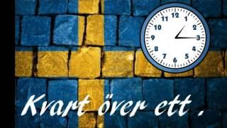 آموزش زبان سوئدی (درس 14) ساعت ...