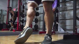 Squat Stronger | GROW YOUR CALVES