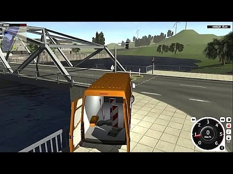 #001 Let's Play Spezialwagen simulator 2012 [HD] [Ger]