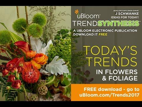Flower Trends for 2017!