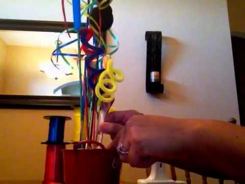 Como hacer centros de mesa de mickey mouse youtube - Como hacer una mesa de centro ...