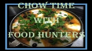 Chow Time: The Hunt For The BIG Burger