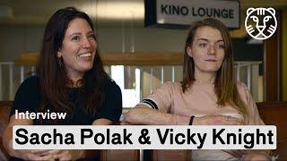 Interview Sacha Polak & Vicky Knight (Dirty God)