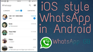 download lagu How To Install Ios Whatsapp Easily In Android  gratis