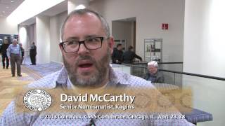 Kagin's Buys First American Pattern Coin for $1.175 Million in Heritage Auction. VIDEO: 4:37.