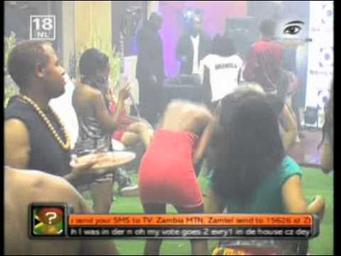 Big Brother Africa Amplified  - Heating Up!. thumbnail