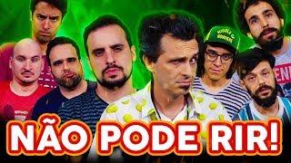 NÃO PODE RIR! com COMEDIANTES (Murilo Couto, Nando Viana, Patrick Maia e Márcio Ballas)