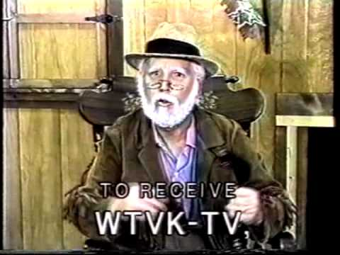 WTVK Pa-Pa Pierre promo 1994 (Baton Rouge old WB affiliate, very rare)