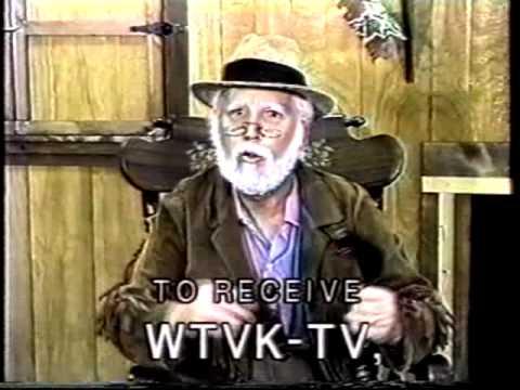 WTVK Pa-Pa Pierre promo 1994 (Baton Rouge old WB affiliate, very rare)