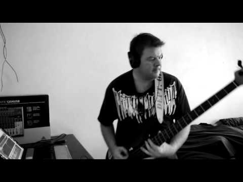 Jimi Hendrix Foxy Lady Bass Cover by Jacques van zijl