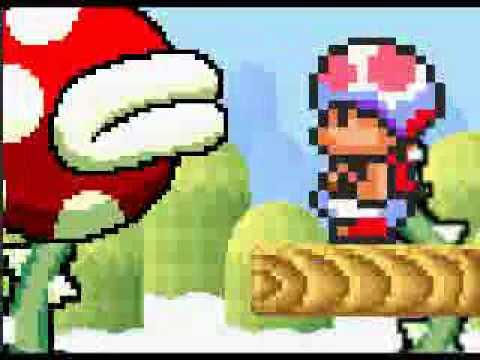 Funny Mario Clips