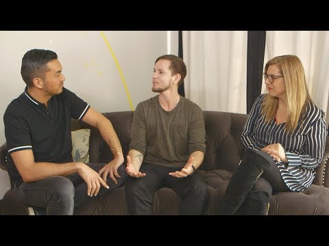 GLAAD Chats With Grey's Anatomy's Alex Blue Davis and Krista Vernoff