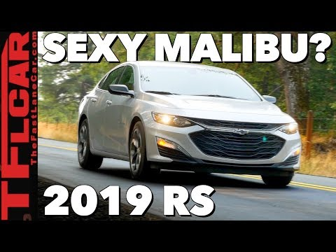 2019 Chevrolet Malibu RS Review: The Exact Opposite of An Extreme Makeover