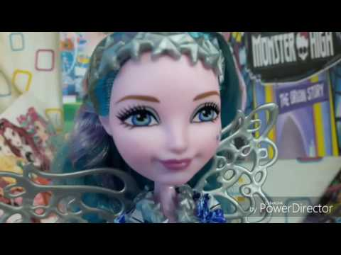 EVER AFTER HIGH/  2016 REVIEWING FARRAH GOOD FAIRY DOLL