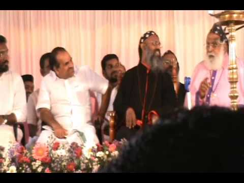 Kadampanad Marthoman Pilgrim Centre (7-3-2010)-10.wmv video